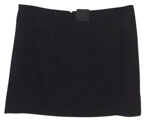 Club Monaco Mini Skirt Blac