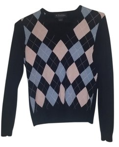 Brooks Brothers Argyle Preppy Sweater