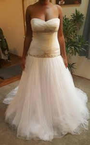 Pronovias Pronovias Barcino Wedding Dress
