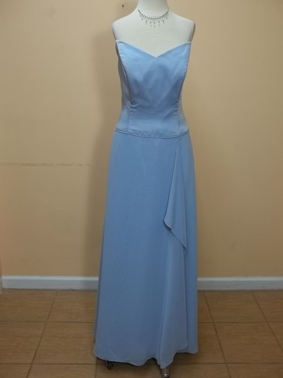 Alfred Angelo Blue Pastel 6307 Dress