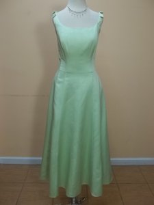 Alfred Angelo Pistachio 6309 Dress