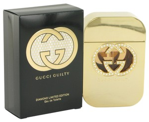 Gucci GUCCI GUILTY by GUCCI ~ EDT Spray (Diamond Limited Edition) 2.5 oz