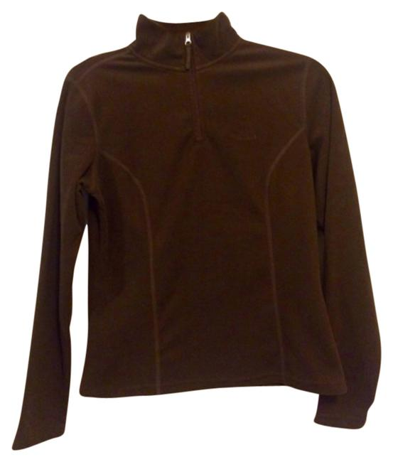 Item - Chocolate Brown Activewear Top Size 2 (XS, 26)