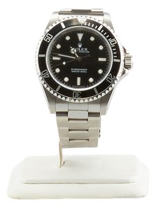 Rolex Rolex Men's Oyster Perpetual Submariner Stainless Steel Automatic Watch (74431)