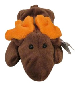 Chocolate TY Beanie Baby, EXTREMELY RARE, 1993, Mint Condition, Tag Protector.