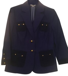 CAbi Style 900 Nautical Royal with navy accents Blazer