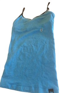 Aéropostale Cami Shirt Top blue