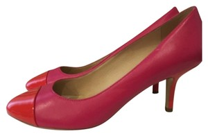 Kate Spade Pink and red Pumps