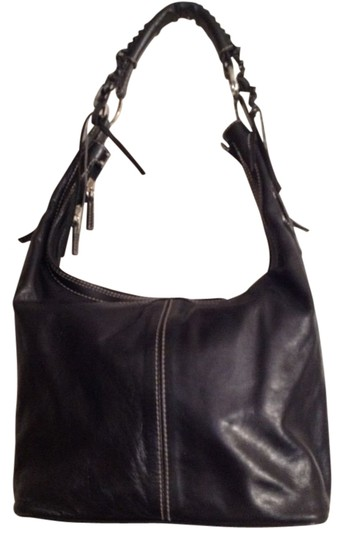 Preload https://item4.tradesy.com/images/di-gregorio-great-with-lots-of-detail-black-leather-hobo-bag-11958-0-0.jpg?width=440&height=440
