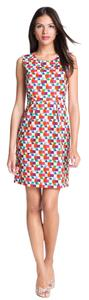 Kate Spade short dress Multi Geometric Colorful Fun on Tradesy