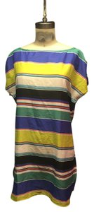 Jason Wu Coupe Collection Beachy Chic Silk Dress Couture Tunic