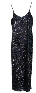 Papell Boutique Sequin Dress