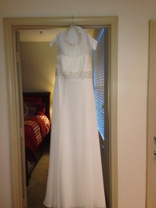 David's Bridal T9850 Wedding Dress