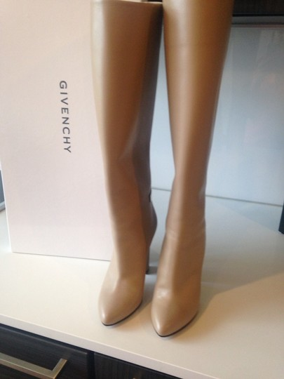 Givenchy Camel Boots