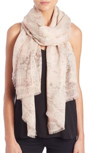 Tory Burch Tory Burch Souk-Print Wool Scarf