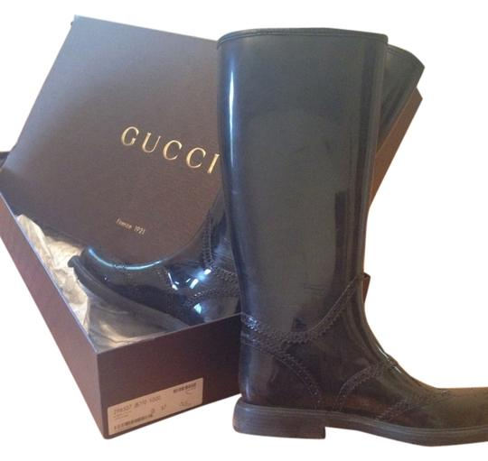 Preload https://img-static.tradesy.com/item/1196068/gucci-black-rain-bootsbooties-size-us-7-regular-m-b-0-2-540-540.jpg