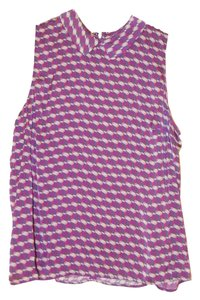 Halogen Nordstrom Top Purple