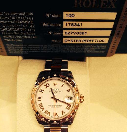 Rolex Rolex Oyster Perpetual Lady Datejust 31 Brand New In Box with Original Tags And Official Papers