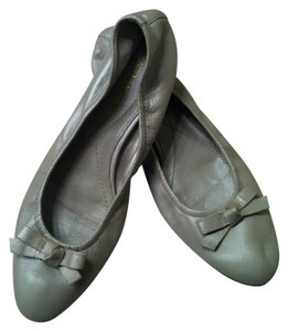 Enzo Angiolini - Made in Italy Ballet Dove Gray Flats