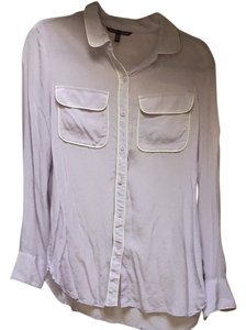 Victoria's Secret Top Light purple/ lavender/ violet