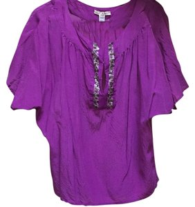 Trinity Top Rich purple/ violet