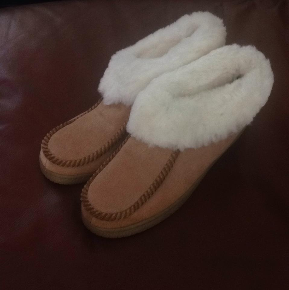 women AlpacaWare Sheepskin. Beige Genuine Sheepskin. AlpacaWare Mules/Slides Many varieties cb32ba