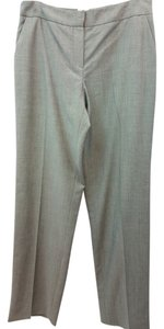 Armani Collezioni Wool Mohair Straight Pants