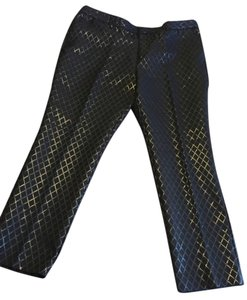 Worthington Capri/Cropped Pants Black Diamond