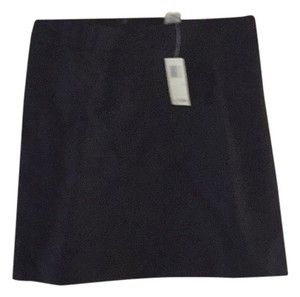 Max Studio Mini Skirt Blac