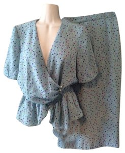 Other *Sweet Vintage Blouse And Skirt Set*