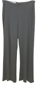 Badgley Mischka Stretchy Straight Pants BLACK