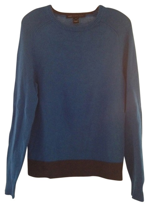 Preload https://img-static.tradesy.com/item/11965669/marc-by-marc-jacobs-blue-cashmere-sweaterpullover-size-6-s-0-1-650-650.jpg