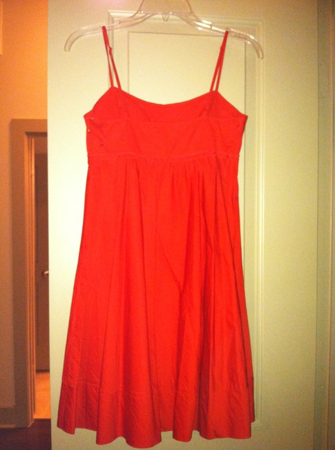 The Limited short dress Fire Engine Red Babydoll on Tradesy