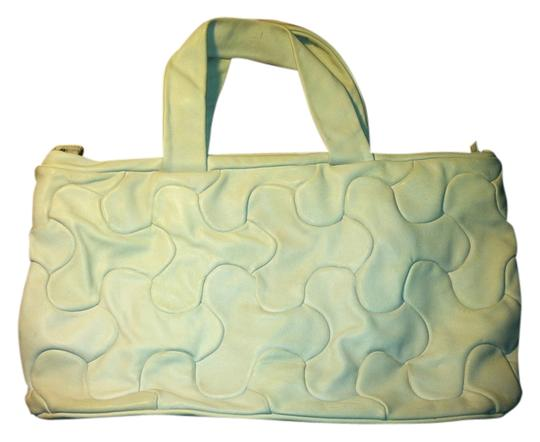 Sofia C. - Made In Italy Genuine Leather Zipper Top Shoulder Bag