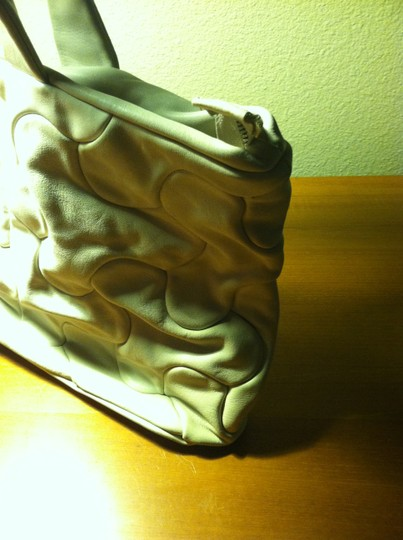 Sofia C. - Made In Italy Genue Leather Wter Top Shoulder Bag