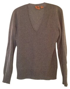 Tory Burch Cashmere Pullover V-neck Sweater