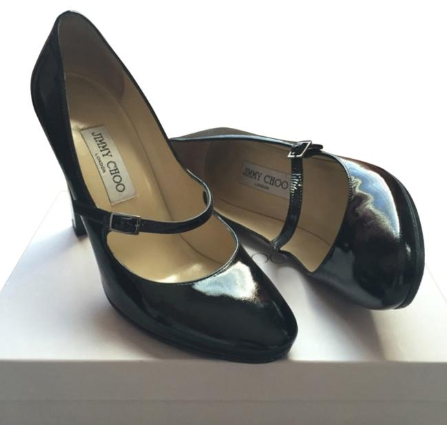 Item - Black Mary Janes Formal Shoes Size US 8.5 Narrow (Aa, N)