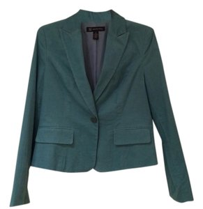 INC International Concepts Teal Jacket