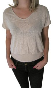 Gianni Bini Top Beige