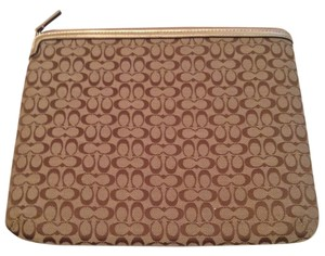 Coach Ipad Cover Laptop Bag