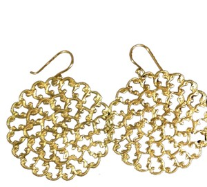 morra designs Morra Designs Filigree Earrings