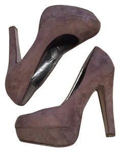 Madden Girl Taupe Pumps