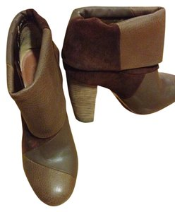 Matt Bernson Brown Boots