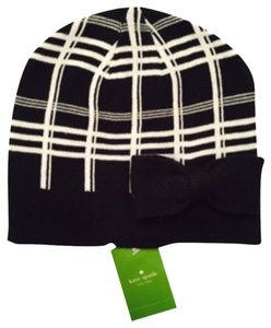 Kate Spade KATE SPADE NEW YORK PLAID HAT