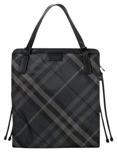 Burberry Tote in Charcoal