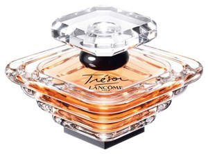 Other Tresor by Lancome Paris Giant Perfume Factice Dummy Display Bottle 1000ML Vintage 80s