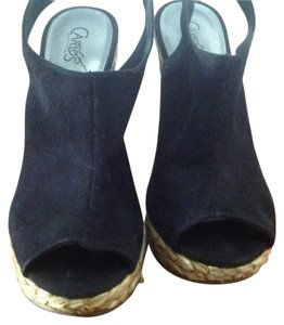 Carlos by Carlos Santana Bali Style On Web For 69.99 Like New Black Mules