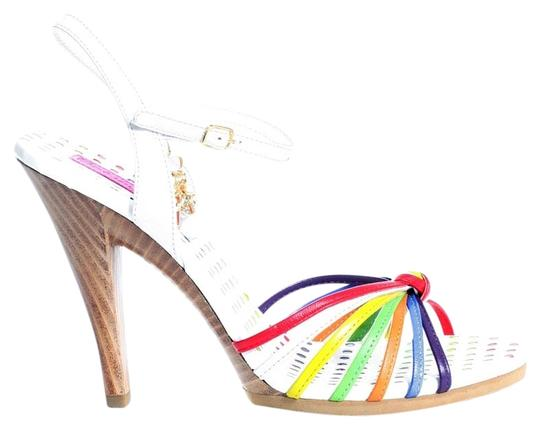 Betsey Johnson Multi Sandals