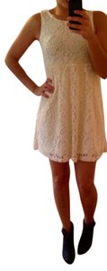 surf gypsy short dress Creme on Tradesy