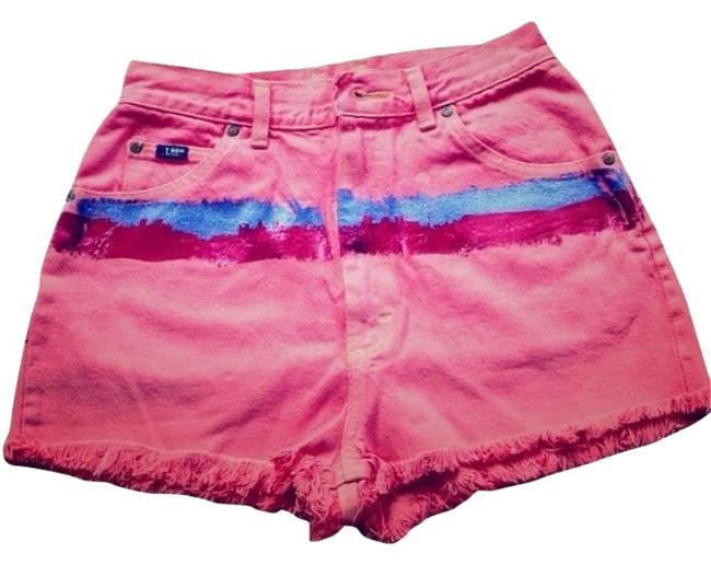 Urban Outfitters Shorts Coral Pink